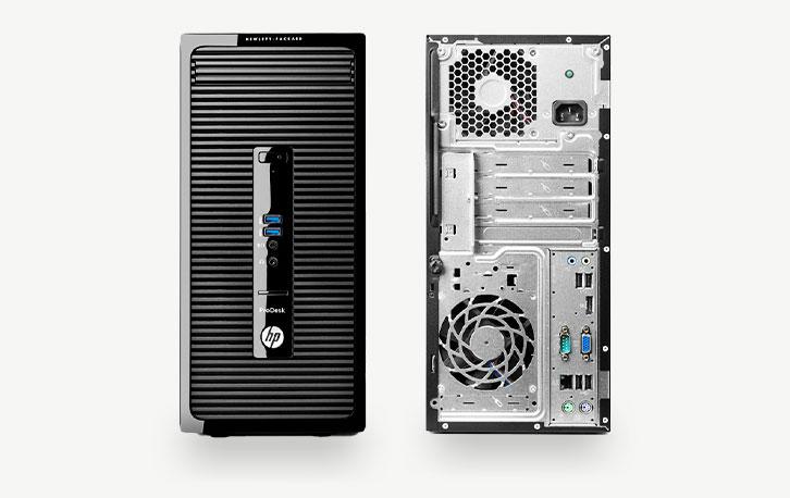 HP ProDesk 400 G2 mini tower