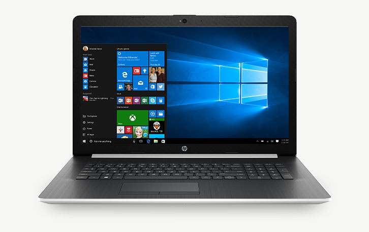 HP Pavilion 17-BY2003CA-RFG