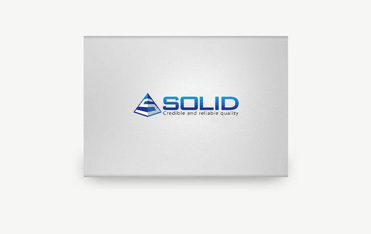 Solid 128GB SSD, 2,5 inch