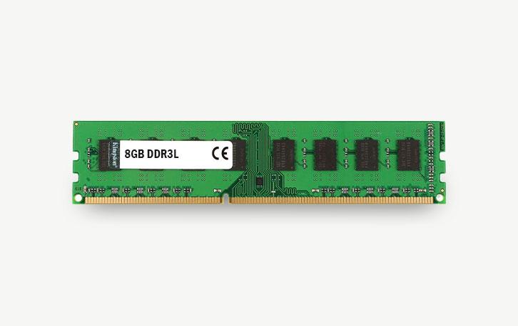 8GB DDR3L, refurbished werkgeheugen