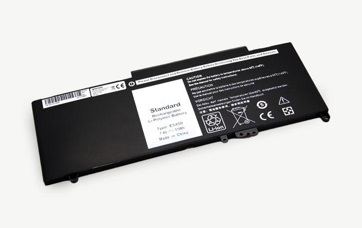Accu voor de Dell Latitude E5X70 en E5550