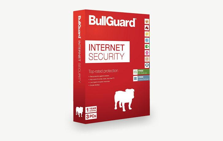 BullGuard Internet Security 1 jaar