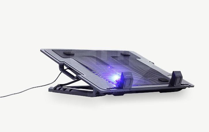 Gembird laptop standaard met koeling